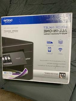 BRAND NEW-ALL IN ONE Brother MFC-J690DW Printer/Scanner/Copi