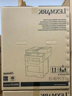 Brand New Lexmark MX611de All-In-One Laser Printer, Scan, Co