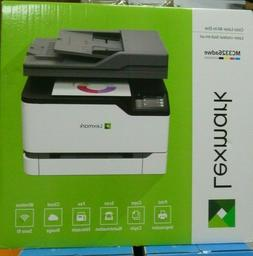 Lexmark Color Laser Multi-Function All-In-One Printer MC3326