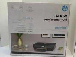 HP Printer ENVY 5012 All-in-One Fast Color Inkjet Scan Copy