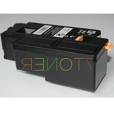 Toner Reset Chips For Dell E525W E525 Color Laser All-in-One Printer BCMY 4 x