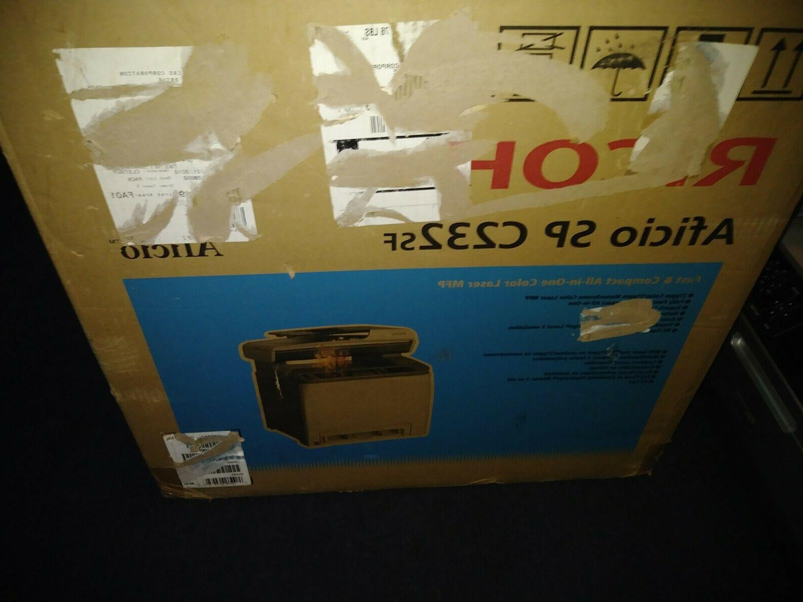 RICOH SERIES ONE COLOR LASER