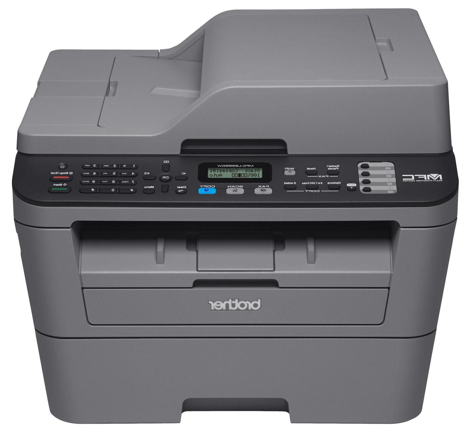 all in one laser printer wireless color