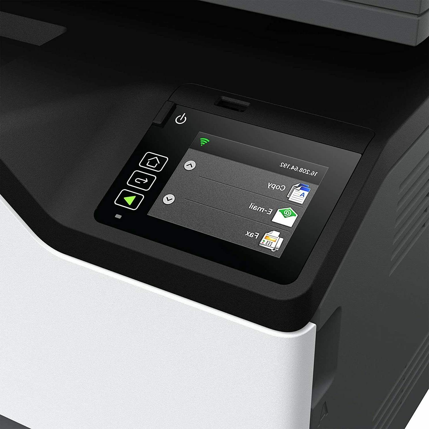 Lexmark MC3326adwe Laser All-In-One 26 ppm 600