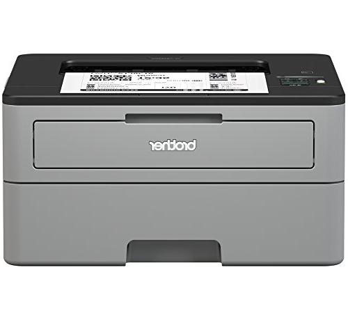 compact monochrome laser printer