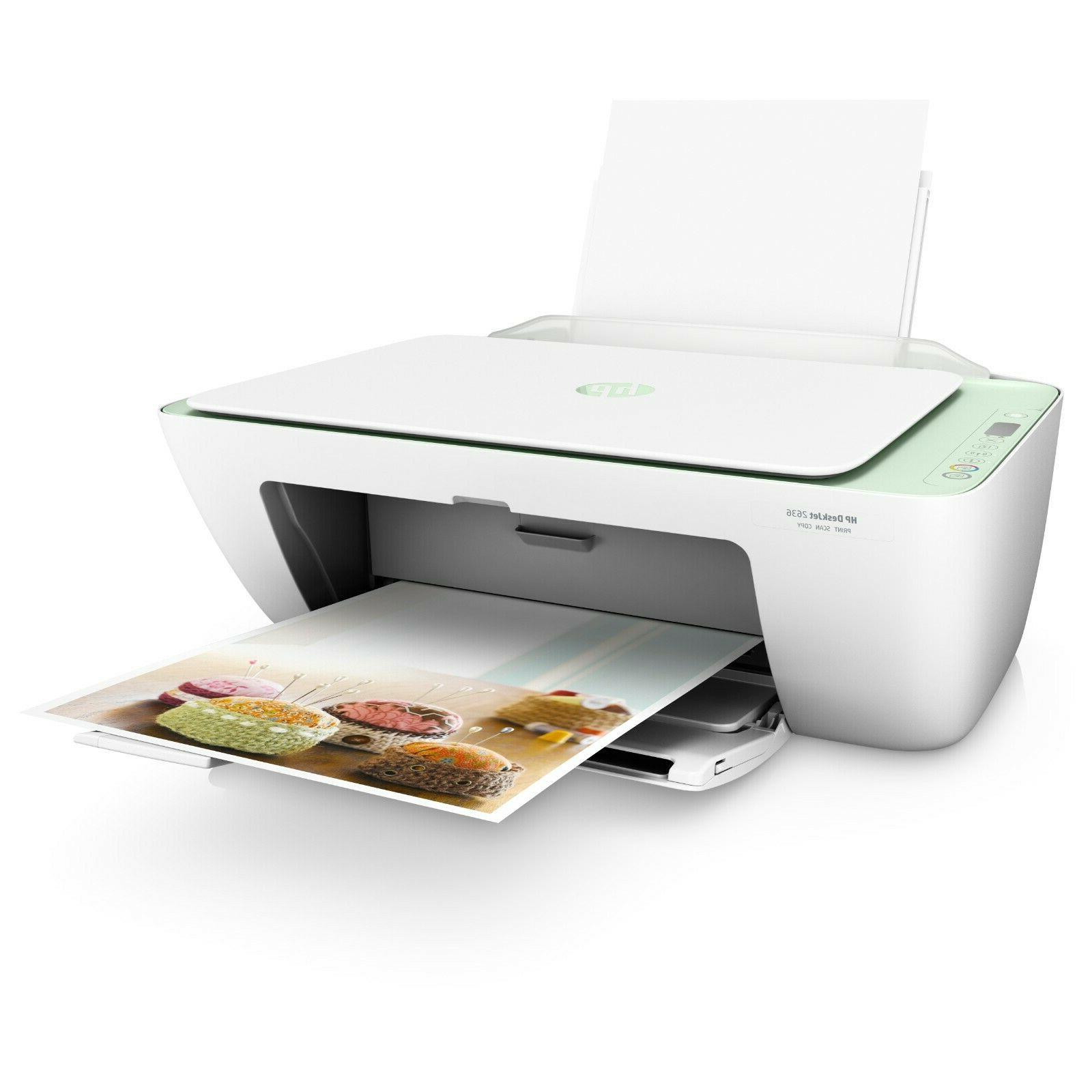 HP 2636 All-In-One Office Scanner, Wi-Fi