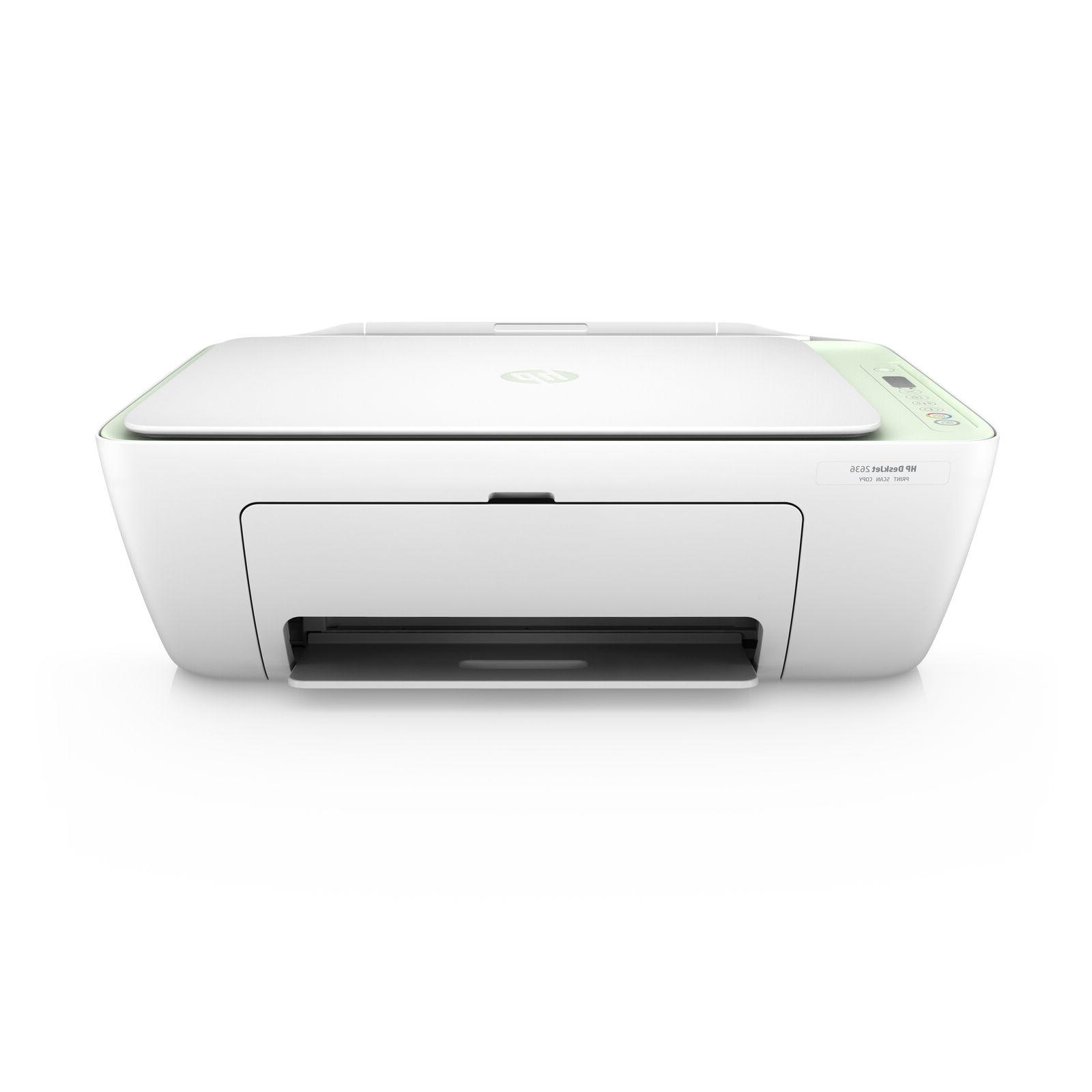 HP 2636 All-In-One Home Printer, Scanner, Wi-Fi