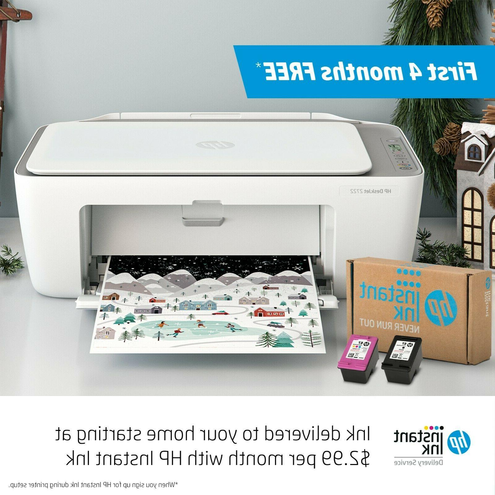 🌟 All-in-One Printer Instant Ink