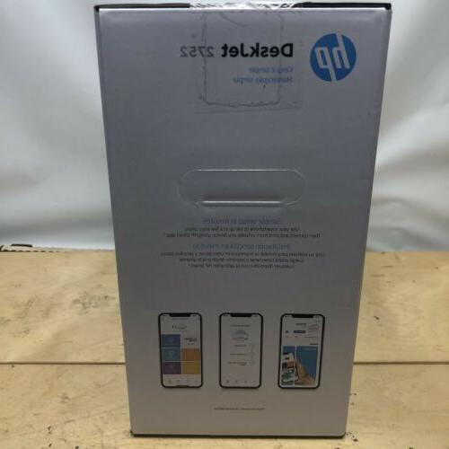 HP 2752 All-in-One Printer Instant