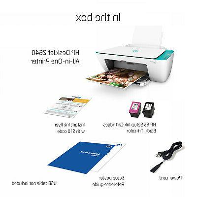 HP All-In-One Printer 2640