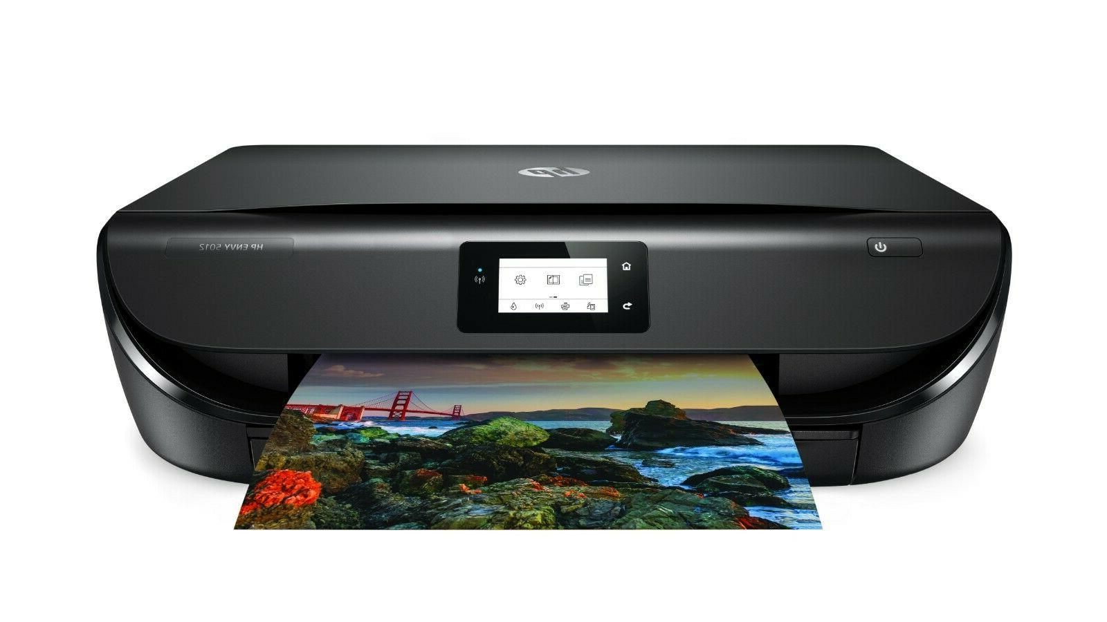 envy 5012 all in one printer bluetooth