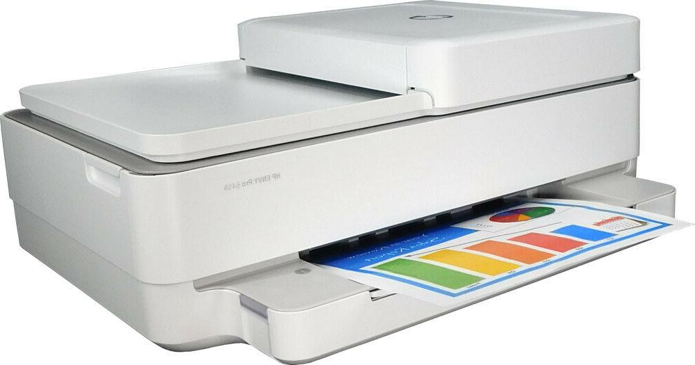 envy pro 6458 all in one printer