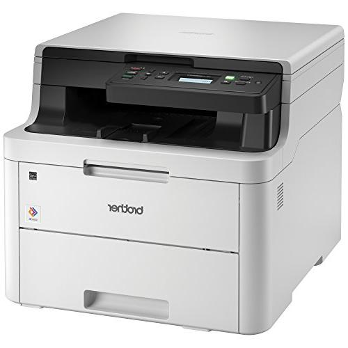 Brother HL-L3290CDW Compact Digital Color Providing Printer Convenient Flatbed Copy Scan, and Duplex Printing, Amazon Replenishment Enabled