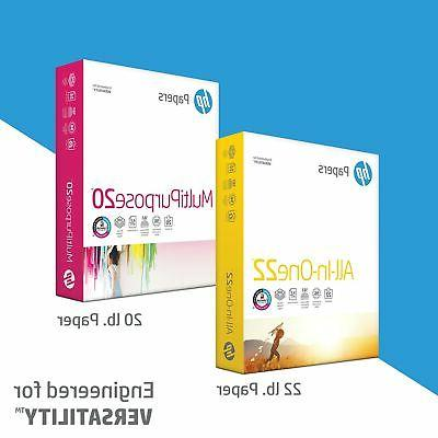 Hp Paper, In One22, 11 Papel, Carta, Papel 22 Lb,
