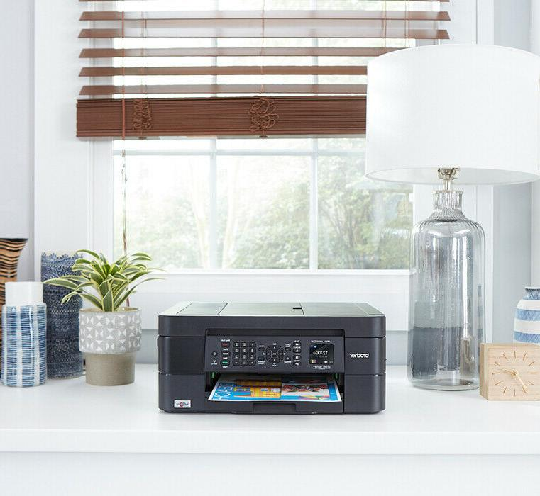 Brother MFC-J491DW Compact, Color Inkjet All-in-One NEW