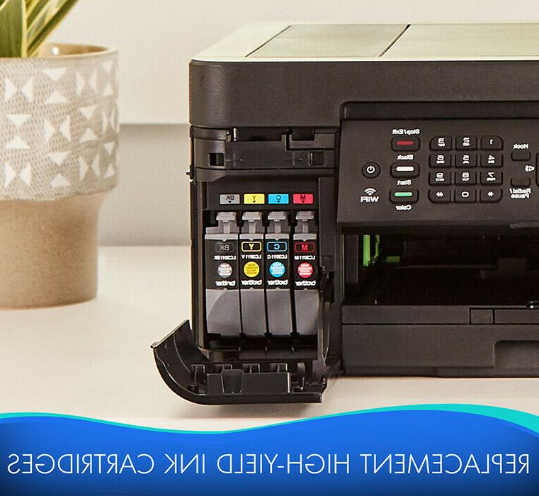 Brother Compact, Color All-in-One NEW