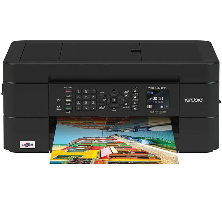 mfc j491dw compact wireless color inkjet all