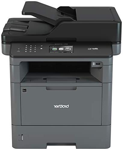 Brother Monochrome Laser All-in-One Network & Scanning, Printing, Amazon Replenishment Black