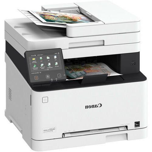 new imageclass mf634cdw all in one color