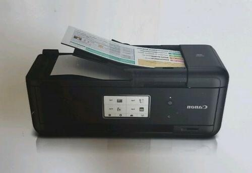 NEW PIXMA Wireless All-in-One Scanner Fax