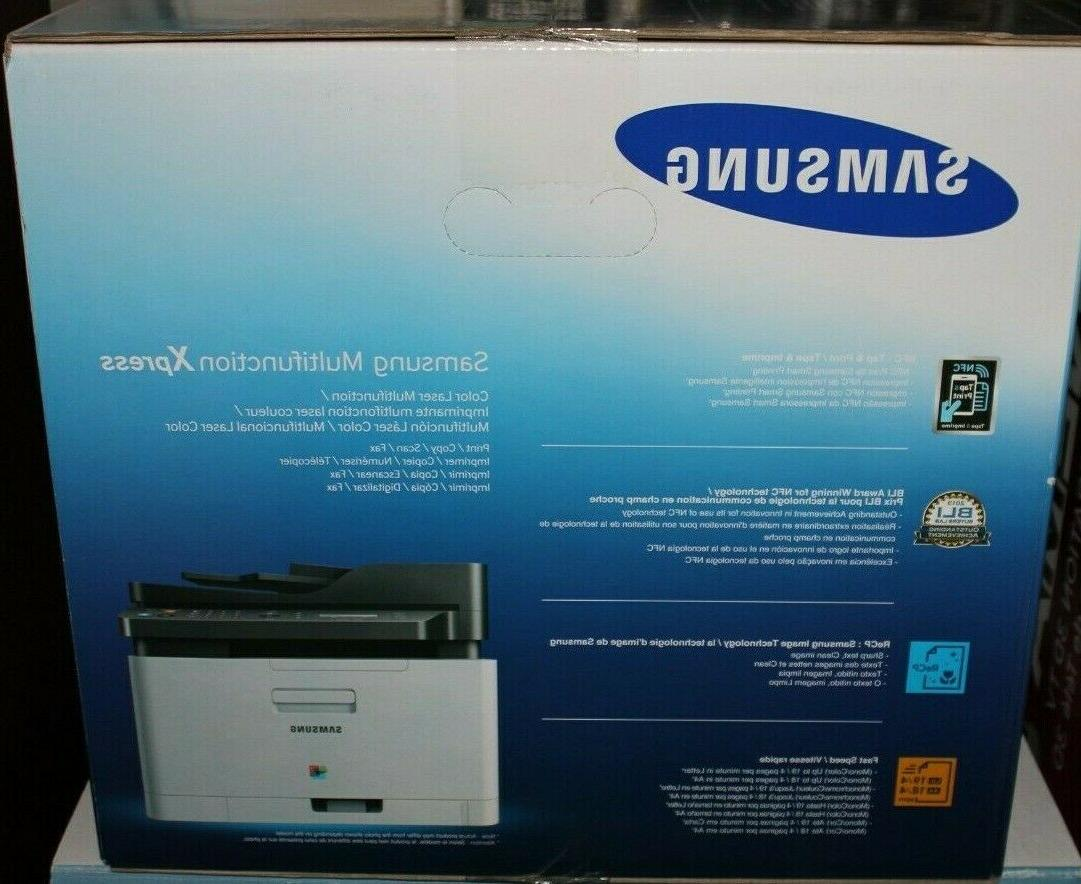 NEW Samsung Color All-in-One Printer Sealed