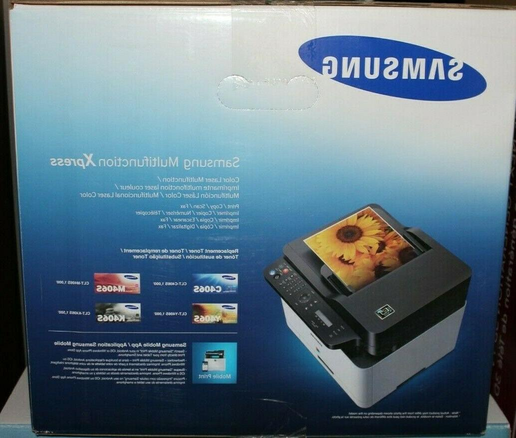 NEW Samsung Xpress Color All-in-One Printer Sealed