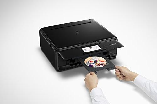Canon Printer Scanner and Copier: Tablet Printing, and Google Cloud Print Black