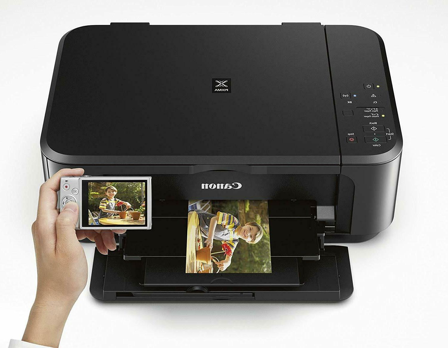 Canon PIXMA Home Office Wireless All-In-One Inkjet Printer S