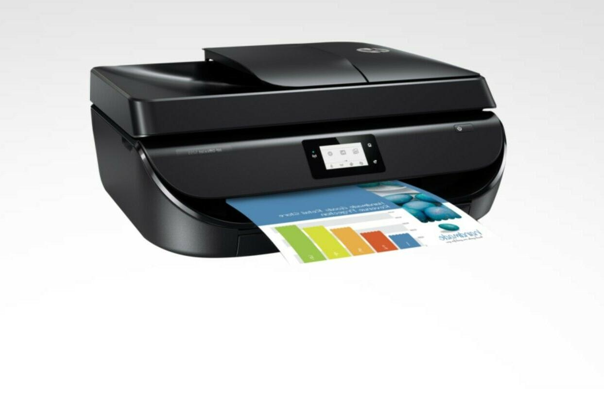 HP OfficeJet 5255 All-In-One Printer, Energy