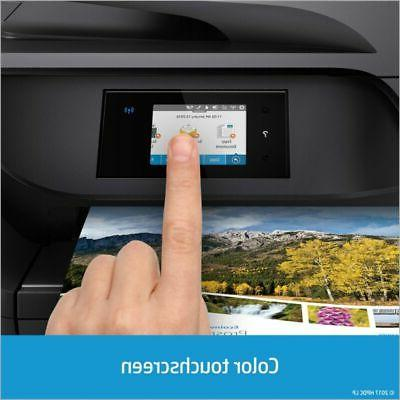 HP Officejet All-in-One With Mobile