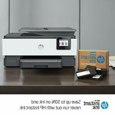 HP OfficeJet Pro 8025 All-in-One Smart Tasks Home O...