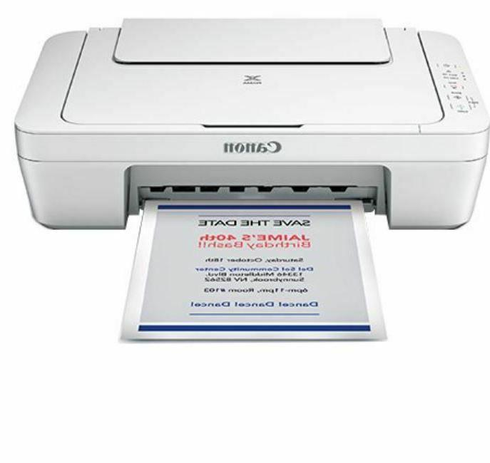 Canon Office Wired Scan INK WiFi