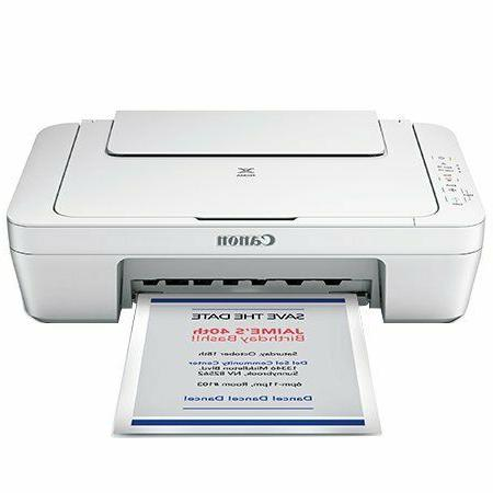 Canon Pixma Inkjet All-in-one Print Scan Office INCLUDED
