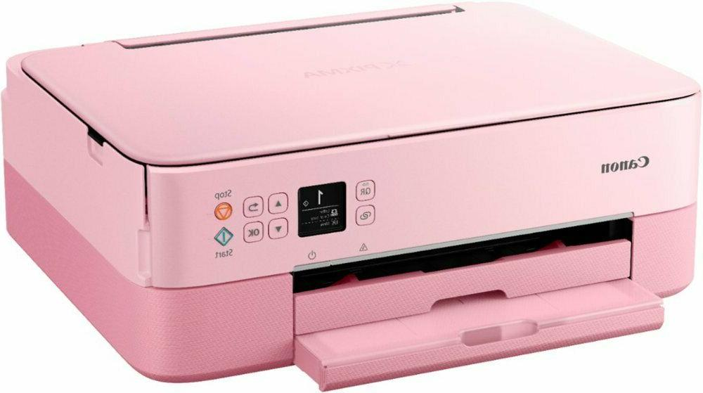 Canon PIXMA Wireless Home All-In-One Printer Copy
