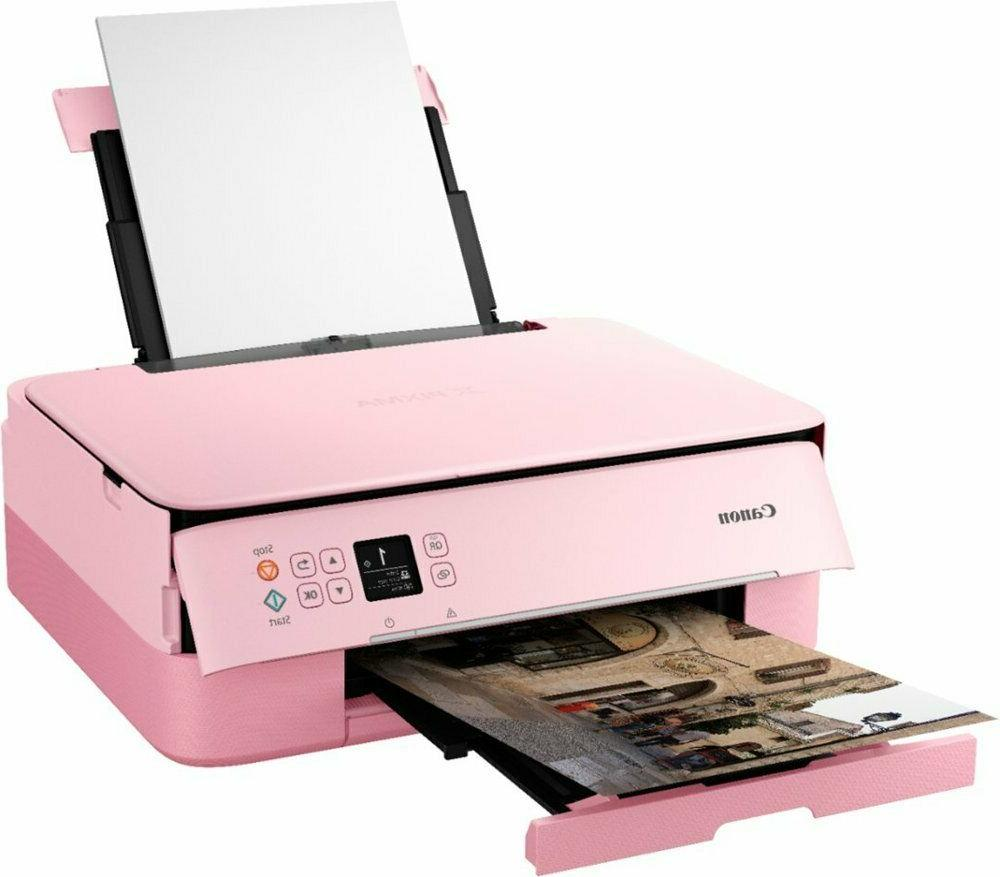 pixma inkjet wireless home office all in
