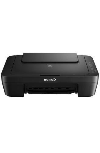 Canon Red Wireless All-In-One Inkjet Printer