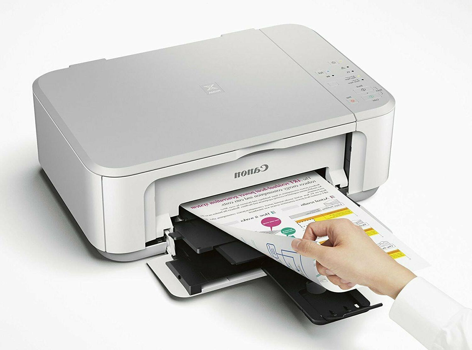 Canon PIXMA All-In-One Printer INK INCLUDED