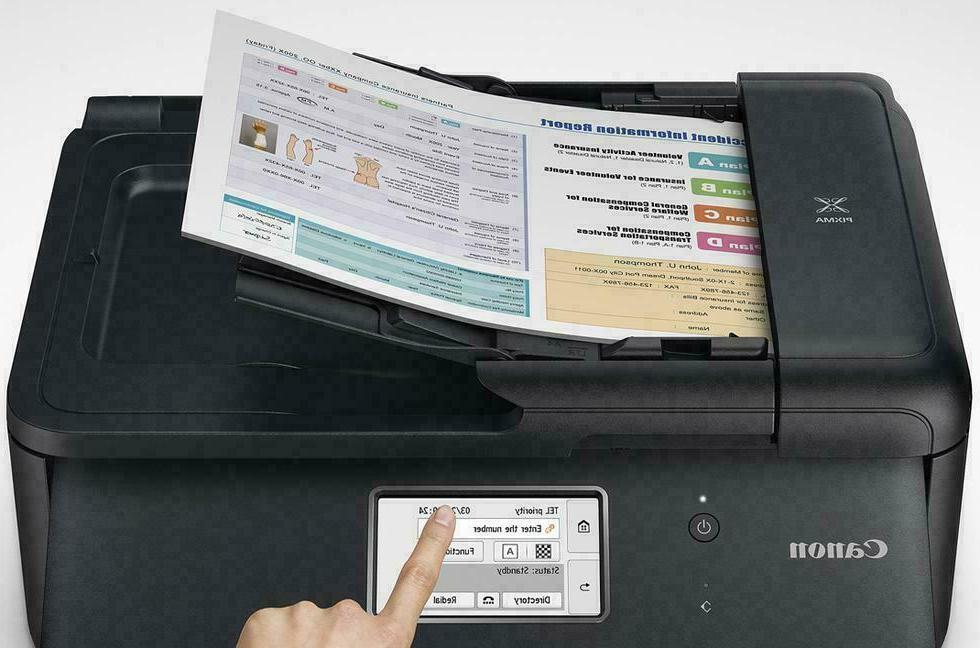 Canon Home with Copier