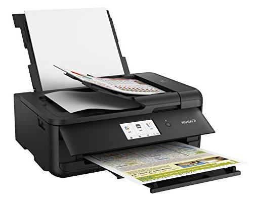 Canon Printer Copier Mobile with and Cloud Black