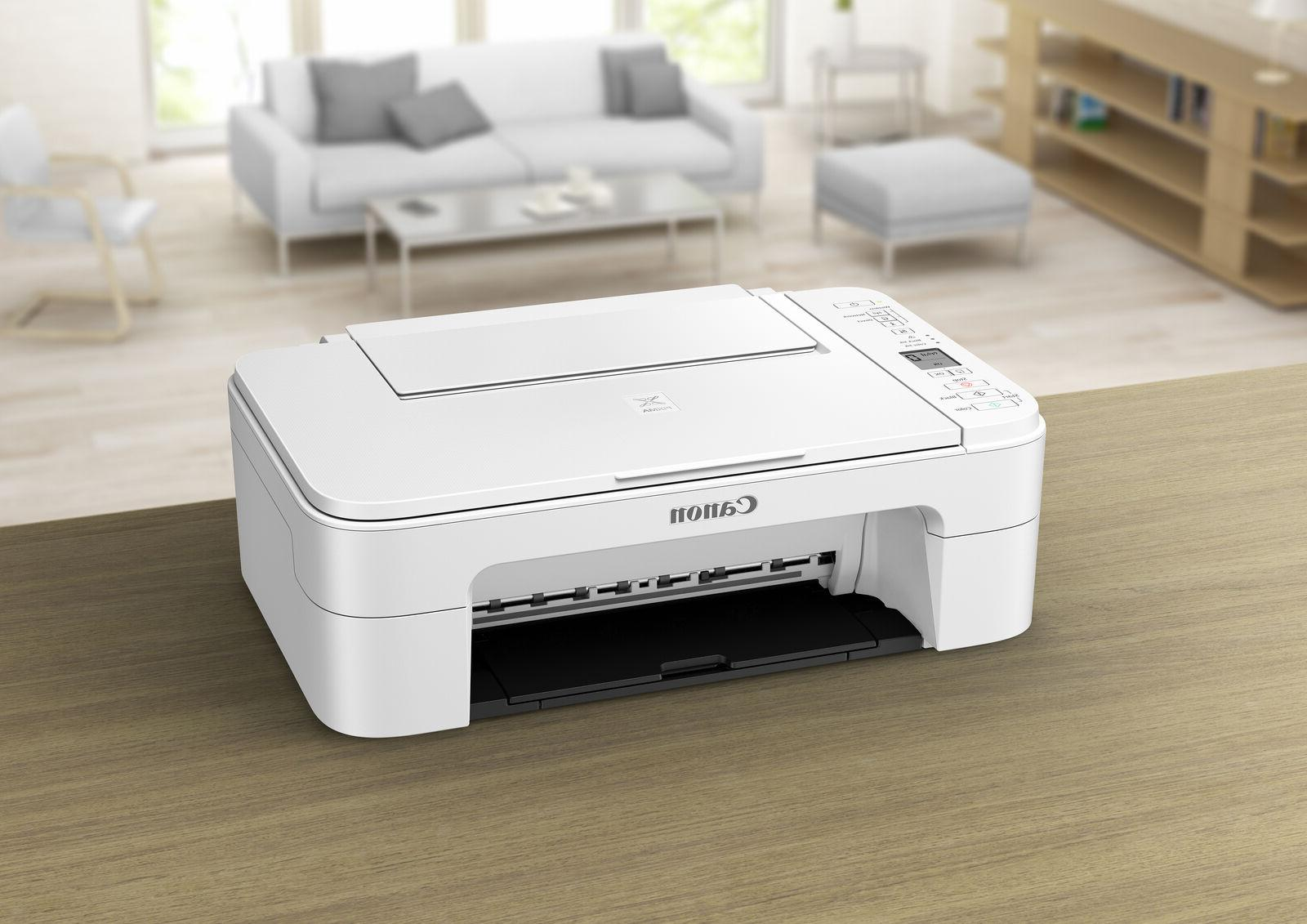 Canon PIXMA Wireless Office All-in-One Inkjet INK INCLUDED