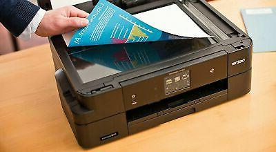 Brother Wireless Inkjet Fax MFC-J895DW