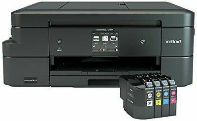 Brother Wireless Color Printer Copy Fax MFC-J895DW