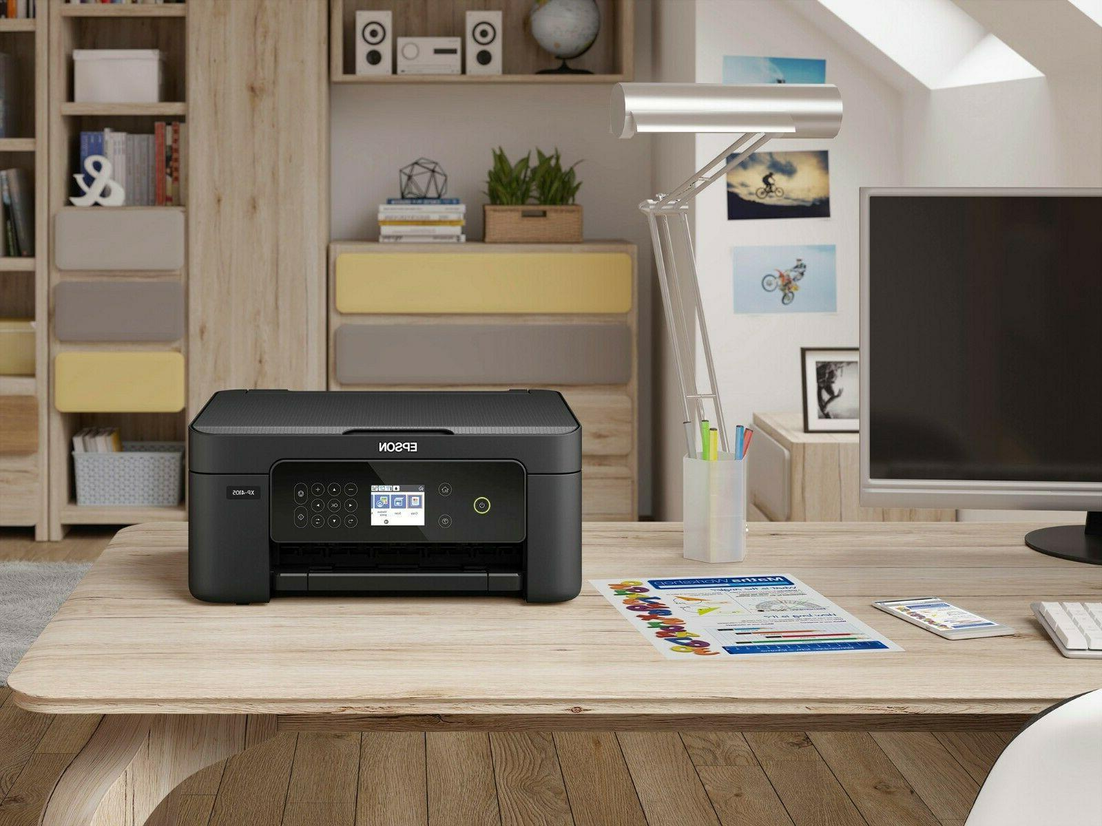 Epson Printer Machine Scanner Office Home Wi-Fi