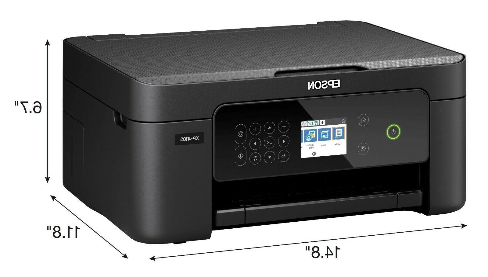 Epson Machine Fax Scanner All-In-One Office