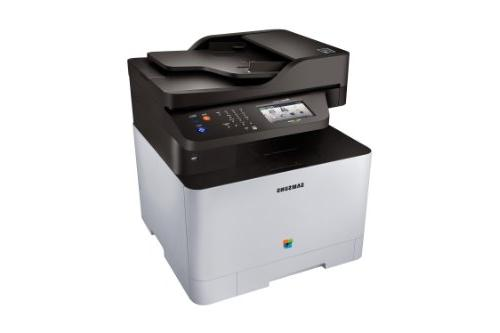 Samsung SL-C1860FW/XAA Printer Scanner, Copier and Fax, Replenishment Enabled