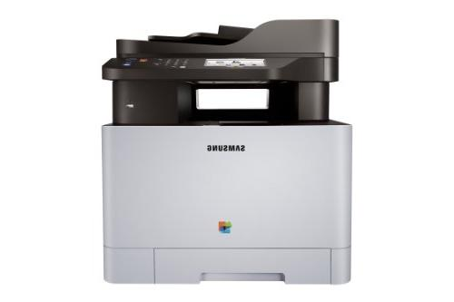 Samsung SL-C1860FW/XAA Printer with Scanner, Copier and Fax, Replenishment