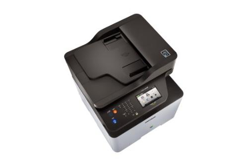 Samsung SL-C1860FW/XAA Printer Scanner, and Fax, Amazon Dash Replenishment Enabled