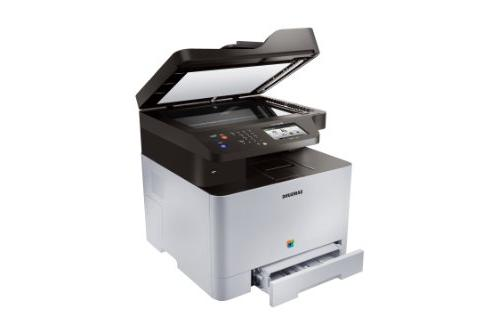 Samsung SL-C1860FW/XAA Wireless Color Printer with Scanner, and Fax, Replenishment Enabled