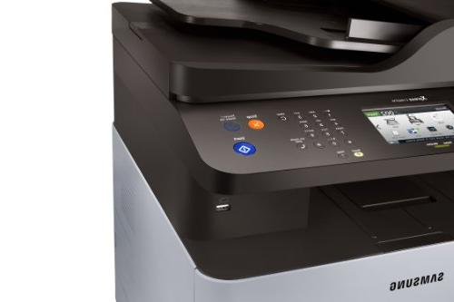 Samsung SL-C1860FW/XAA Wireless Printer with and Replenishment