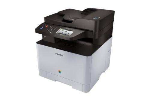 Samsung Wireless Color Printer with Scanner, and Amazon Dash Replenishment